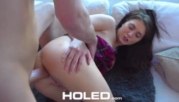 HD - PornPros Horny girl wakes up her man